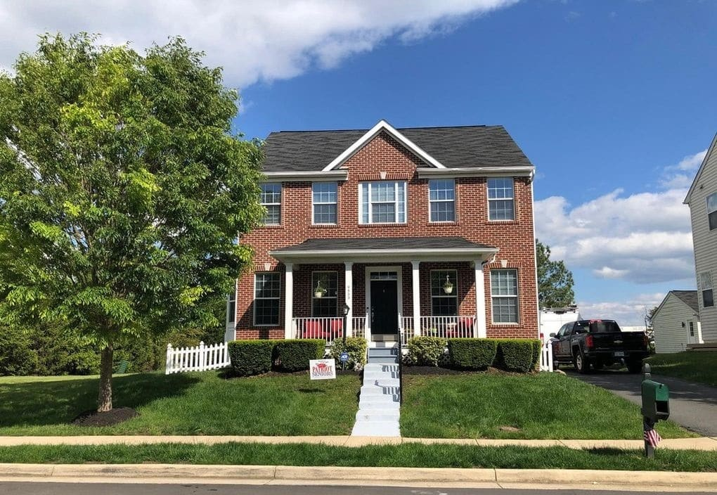 a house for rent in bristow va