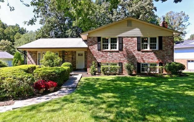 A house to move to Annandale VA